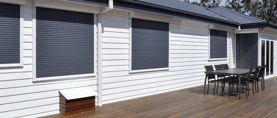 Window Shutters and Roller Blinds