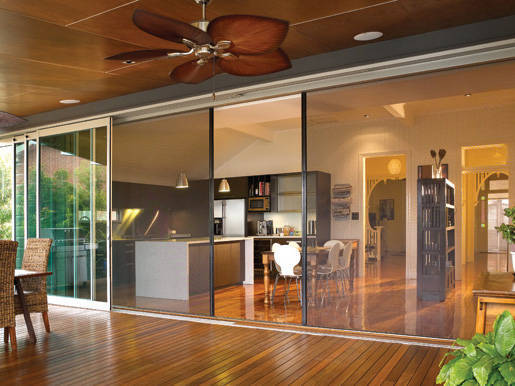 Centor retractable screen's